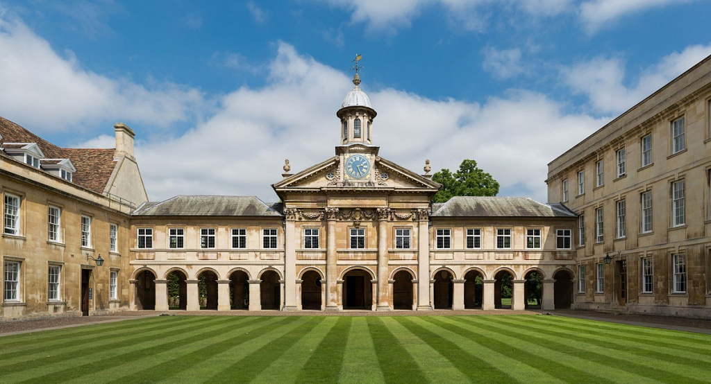 Truong St Andrew's College Cambridge